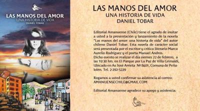 """""""Las Manos del Amor: una historia de vida"""""""